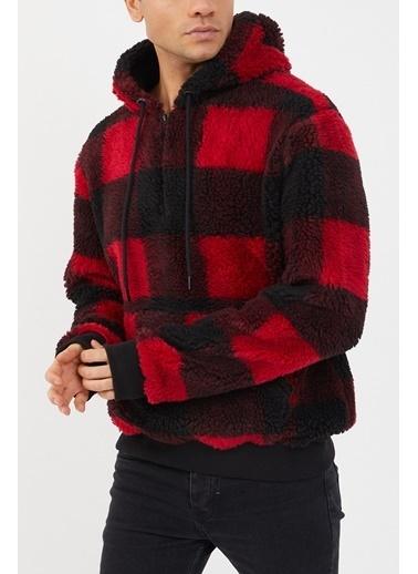 XHAN Sweatshirt Kırmızı